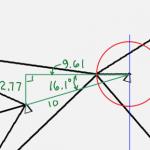 16.1 deg Rotation