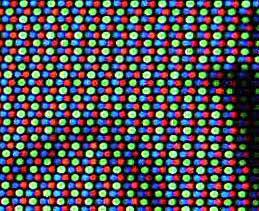 RGB-pixels