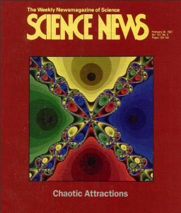 Science News cover story
